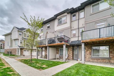 Townhouse for sale at 132 New Brighton Landng Southeast Calgary Alberta - MLS: C4247445