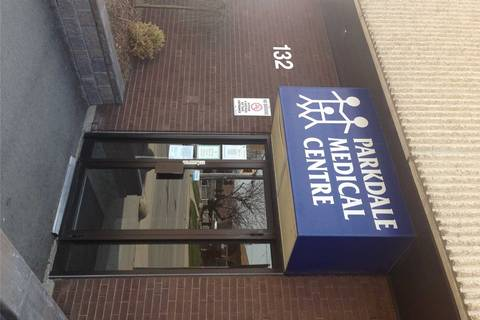 Commercial property for lease at 132 Parkdale Ave Hamilton Ontario - MLS: X4449876