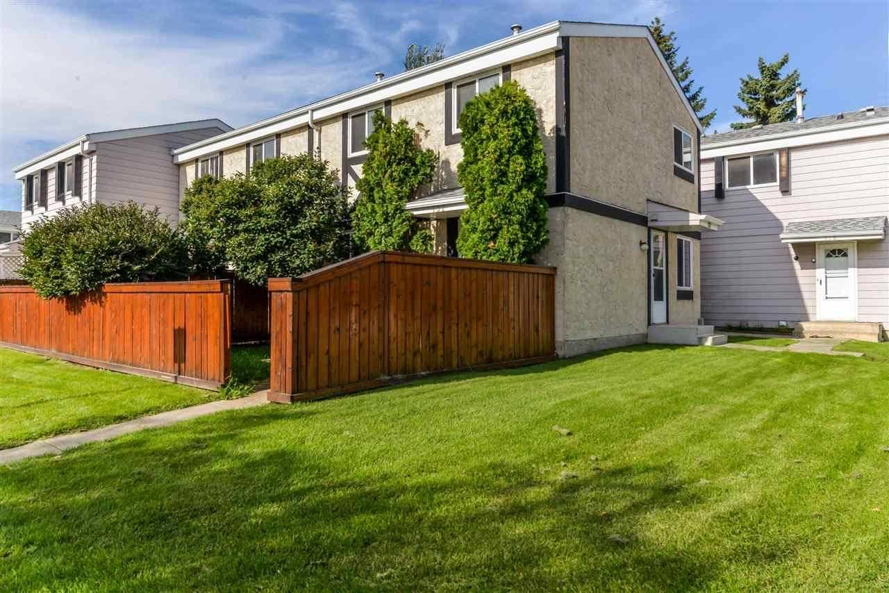 Townhouse for sale at 132 Primrose Gdns Nw Edmonton Alberta - MLS: E4172031