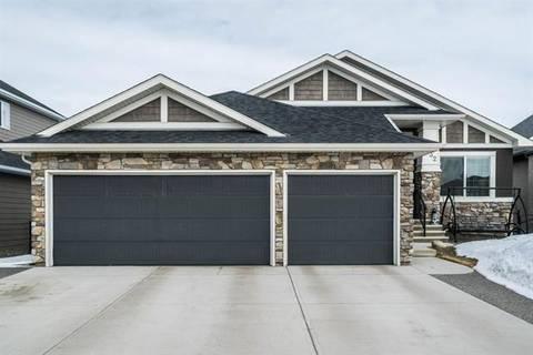 House for sale at 132 Rainbow Falls Te Chestermere Alberta - MLS: C4245623
