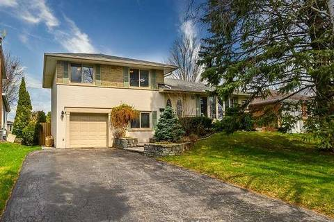 House for sale at 132 Sherwood Forest Dr Markham Ontario - MLS: N4744233