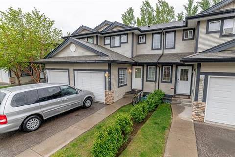 Townhouse for sale at 132 Stonemere Pl Chestermere Alberta - MLS: C4245971