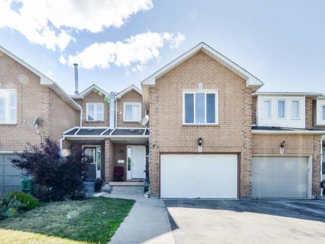 For Sale: 132 Toba Crescent, Brampton, ON | 3 Bed, 3 Bath Townhouse for $599,000. See 2 photos!