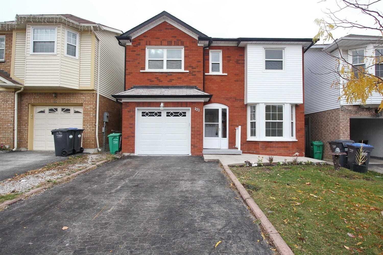 House for sale at 132 Ural Circ Brampton Ontario - MLS: W4966641
