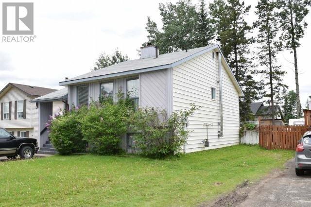 House for sale at 132 Valleyview Cres Tumbler Ridge British Columbia - MLS: 186595