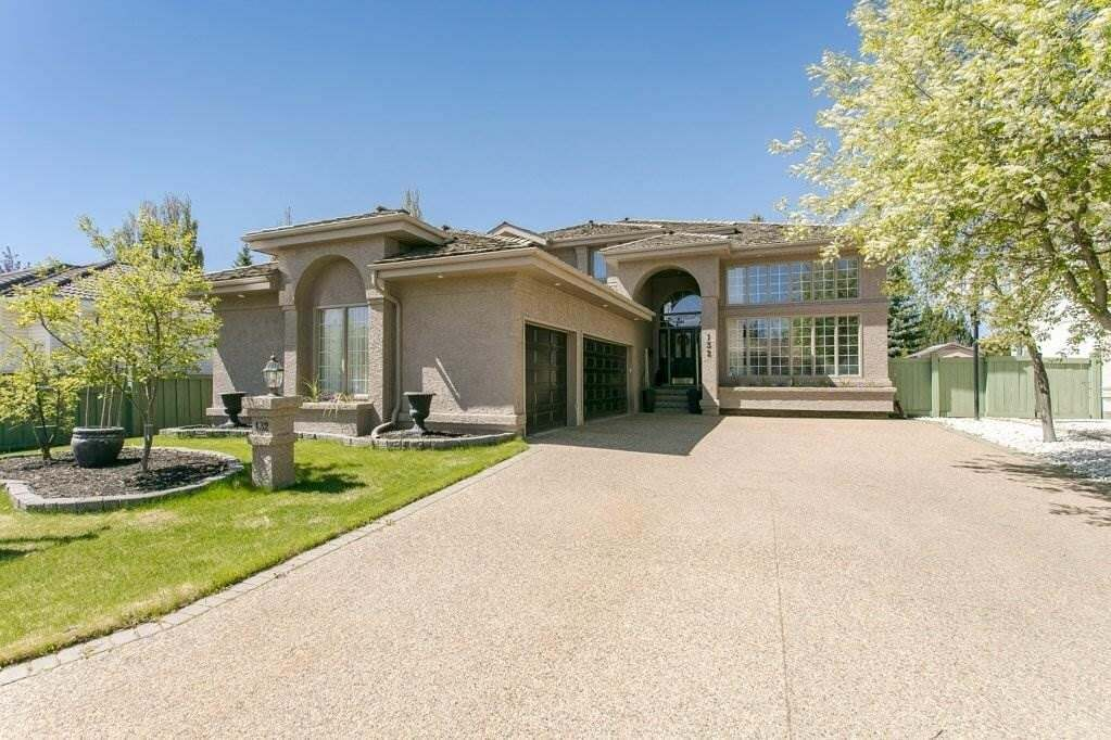 House for sale at 132 Weaver Dr NW Edmonton Alberta - MLS: E4188655