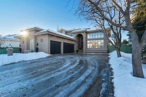 House for sale at 132 Weaver Dr Nw Edmonton Alberta - MLS: E4140307