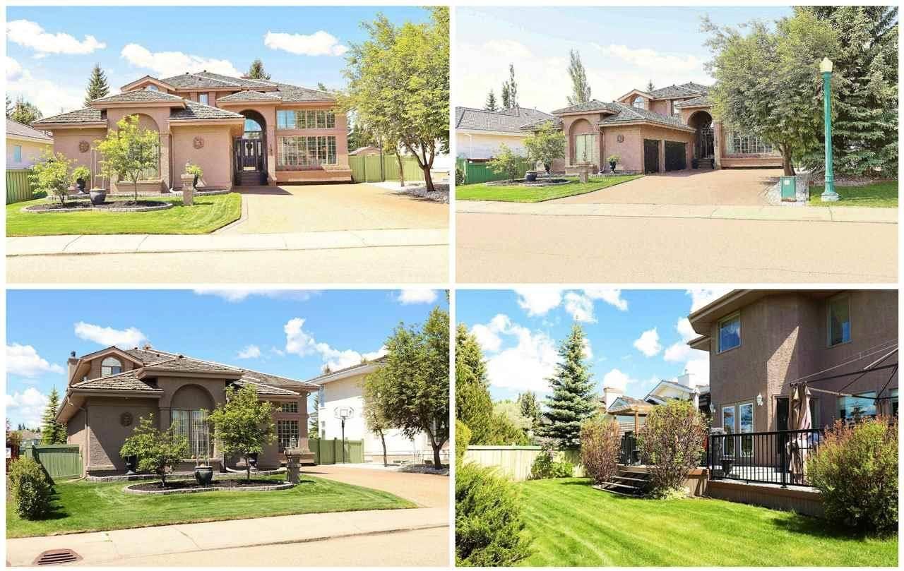 House for sale at 132 Weaver Dr Nw Edmonton Alberta - MLS: E4161593