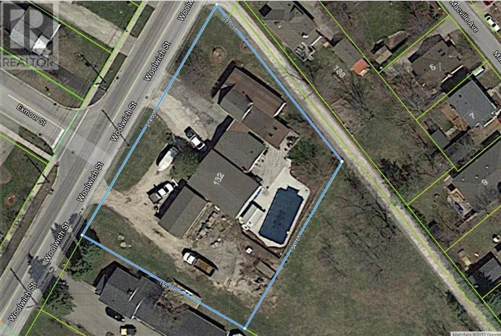 Residential property for sale at 132 Woolwich St Kitchener Ontario - MLS: 30774290