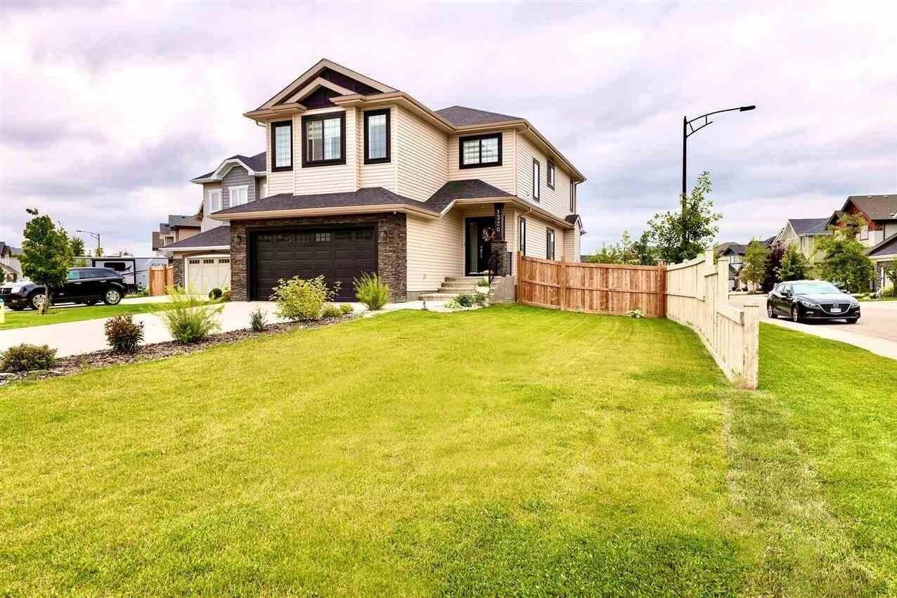 House for sale at 1320 158 St SW Edmonton Alberta - MLS: E4214460