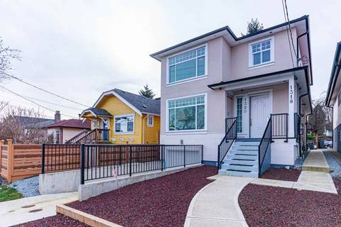House for sale at 1320 28th Ave E Vancouver British Columbia - MLS: R2444898