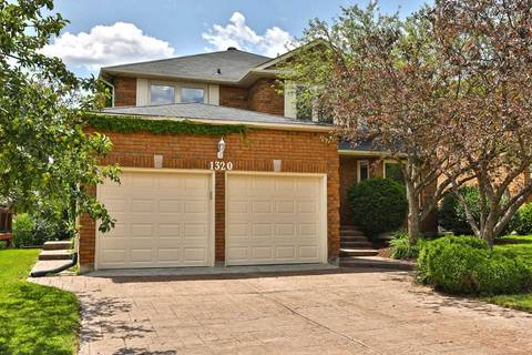 House for sale at 1320 Heritage Wy Oakville Ontario - MLS: W4683417
