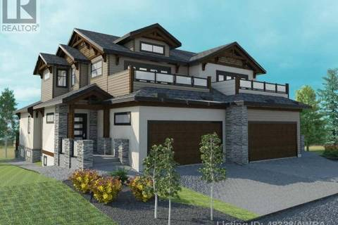 Townhouse for sale at 1320 Three Sisters Pw Canmore Alberta - MLS: 48338