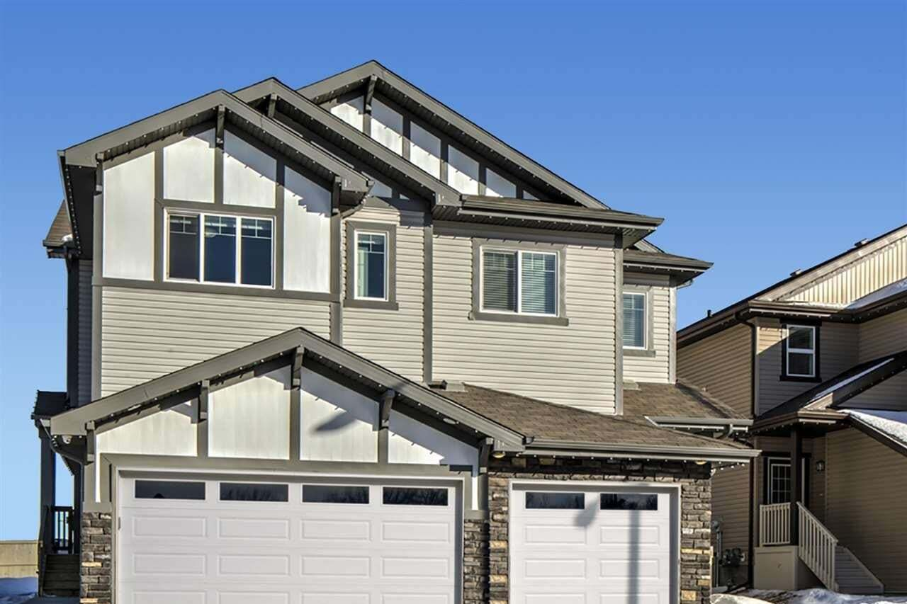 Townhouse for sale at 1321 29 St NW Edmonton Alberta - MLS: E4202191
