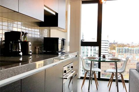 Apartment for rent at 629 King St Unit 1321 Toronto Ontario - MLS: C4486360