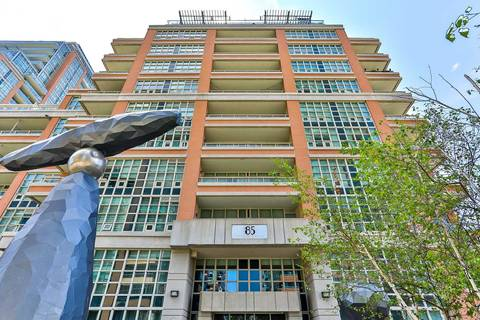 Condo for sale at 85 East Liberty St Unit 1321 Toronto Ontario - MLS: C4541754