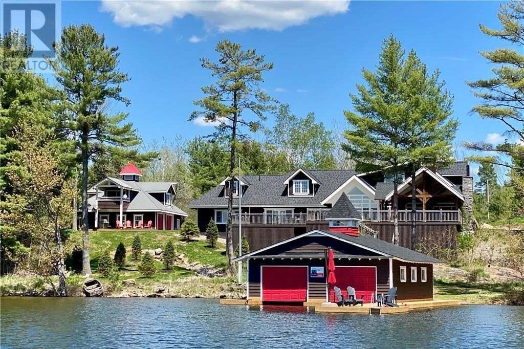 House for sale at 1321 Brackenrig Rd Port Carling Ontario - MLS: 252074
