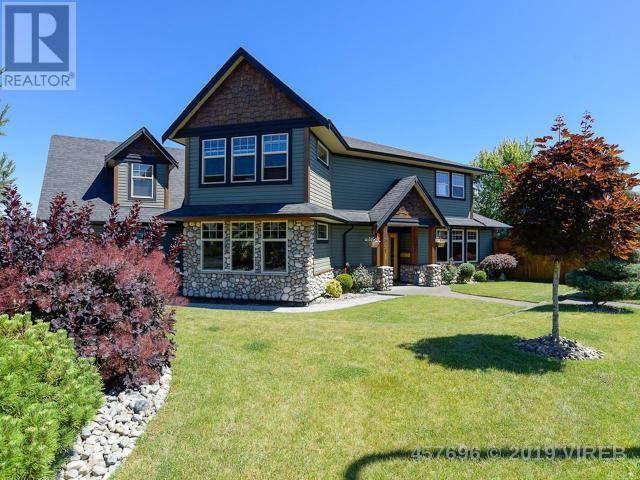 House for sale at 1321 Clear View Pl Comox British Columbia - MLS: 457696