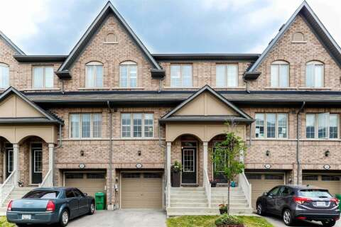 Townhouse for sale at 1321 Granrock Cres Mississauga Ontario - MLS: W4820059