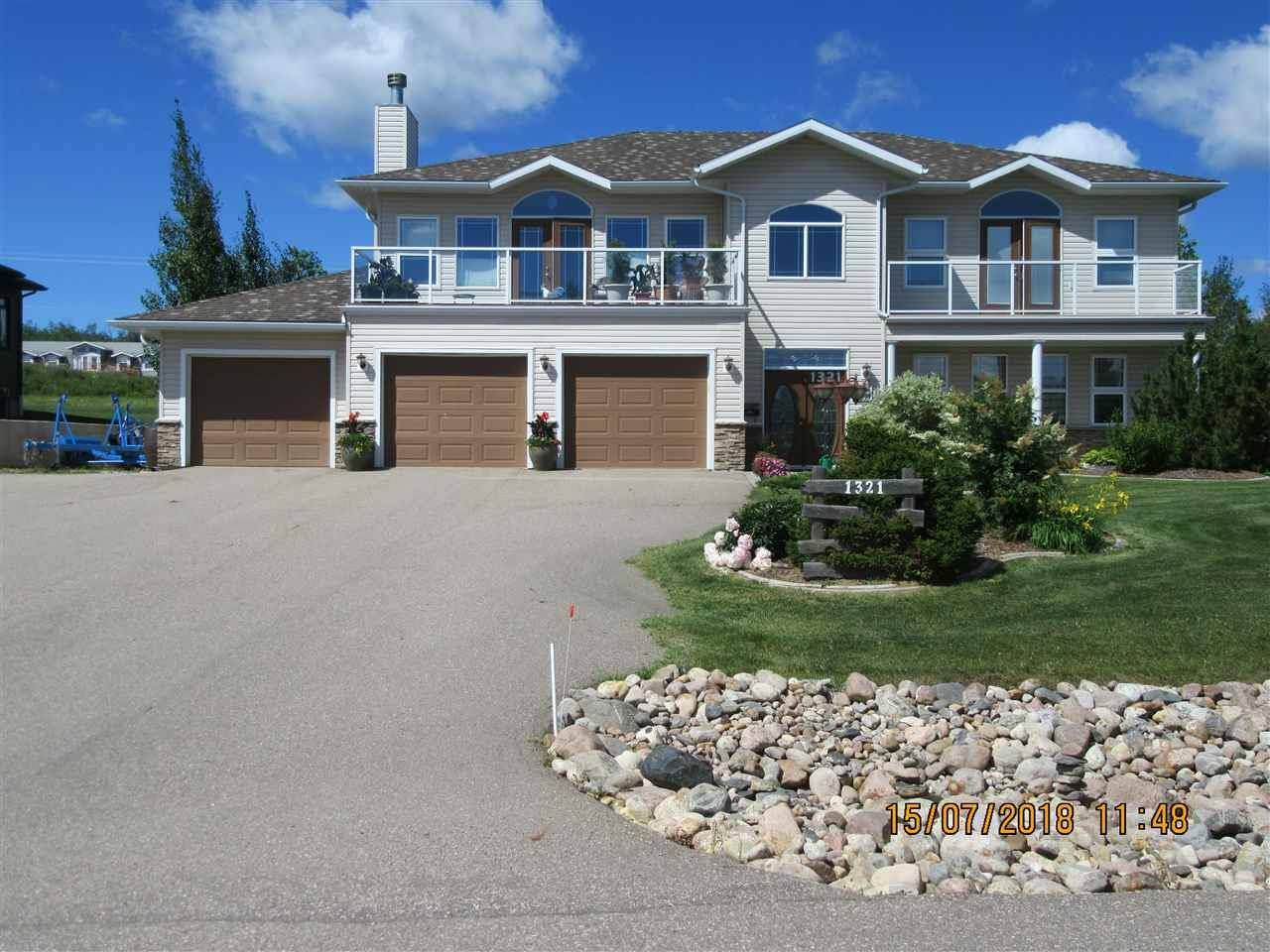 House for sale at 1321 Horseshoe By Cold Lake Alberta - MLS: E4146650