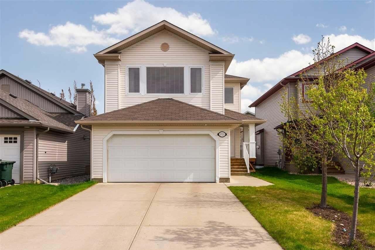 House for sale at 1321 Westerra Dr Stony Plain Alberta - MLS: E4198227