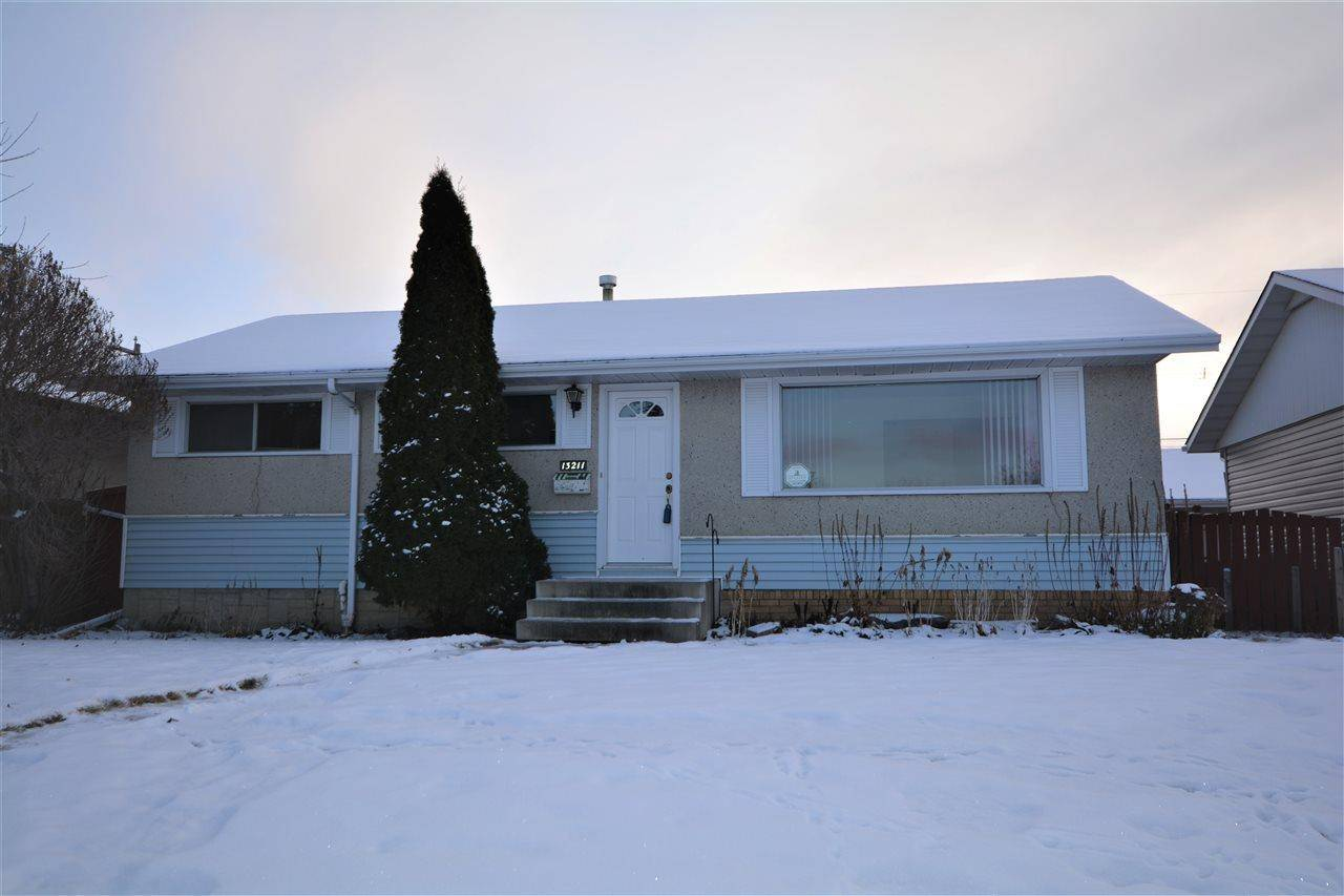 House for sale at 13211 133 Ave Nw Edmonton Alberta - MLS: E4173018