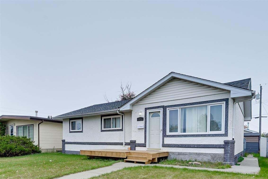 House for sale at 13214 123 St NW Edmonton Alberta - MLS: E4218260