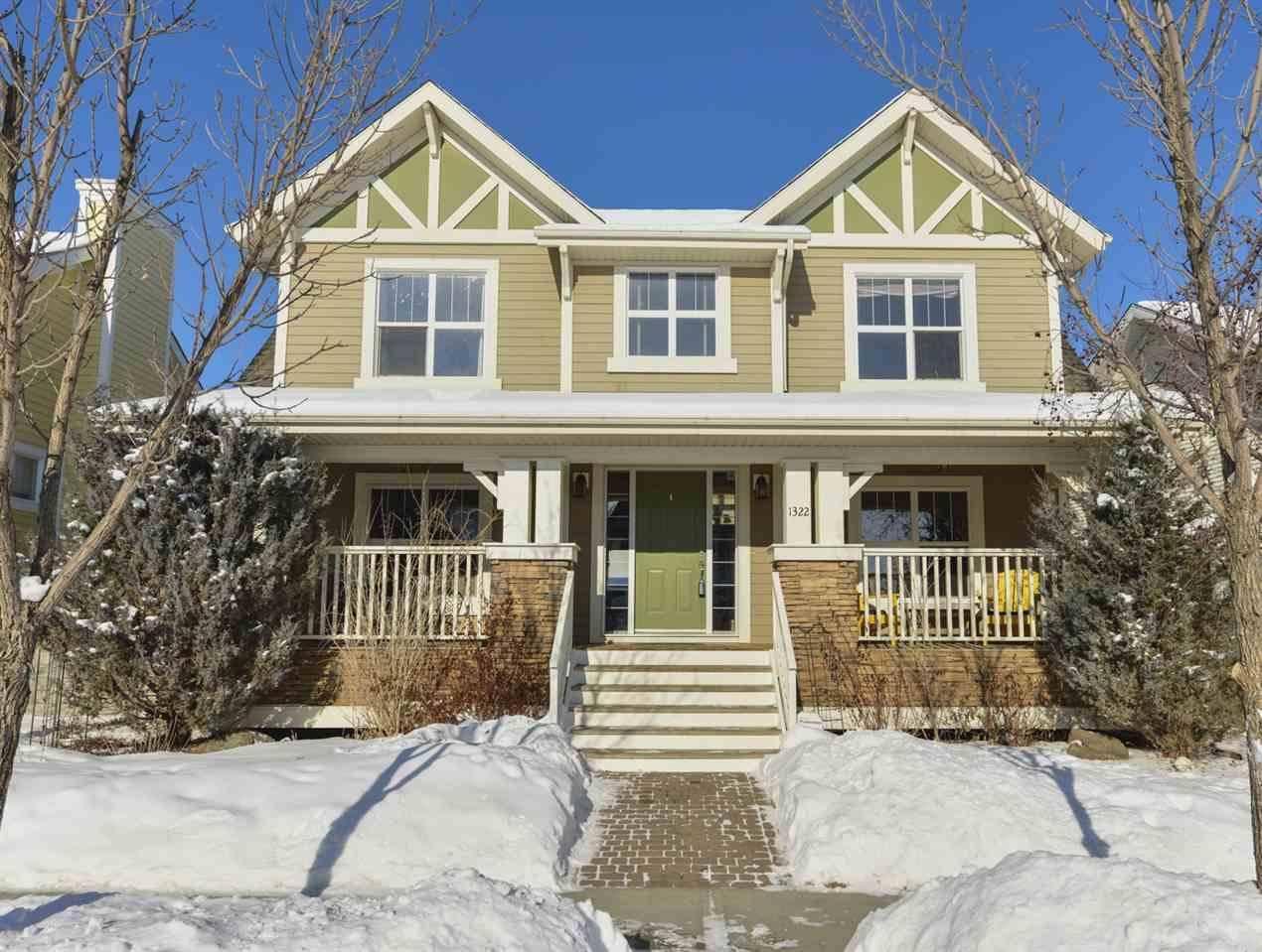 House for sale at 1322 Kapyong Ave Nw Edmonton Alberta - MLS: E4188064