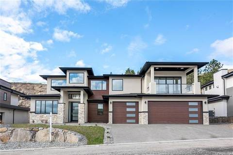 House for sale at 1322 Mine Hill Dr Kelowna British Columbia - MLS: 10180373