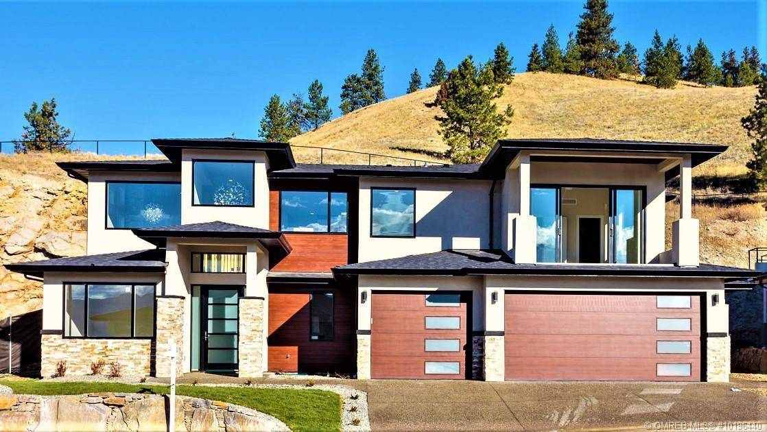 House for sale at 1322 Mine Hill Dr Kelowna British Columbia - MLS: 10196440