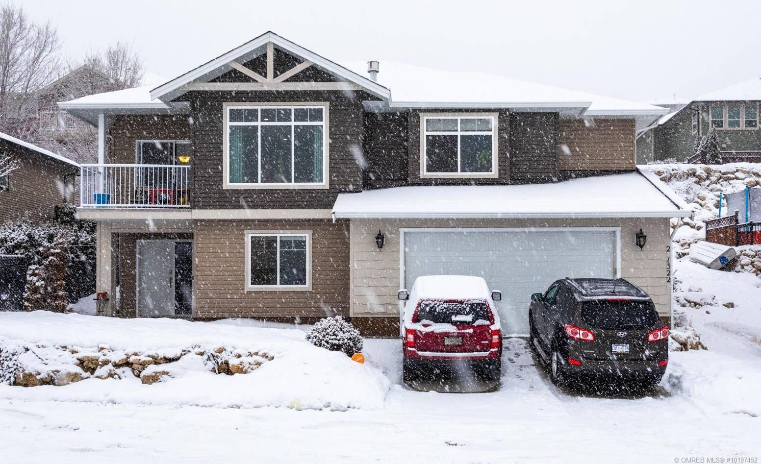 House for sale at 1322 Tanemura Cres Kelowna British Columbia - MLS: 10197452