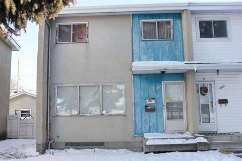 House for sale at 13223 85 St Nw Edmonton Alberta - MLS: E4131724