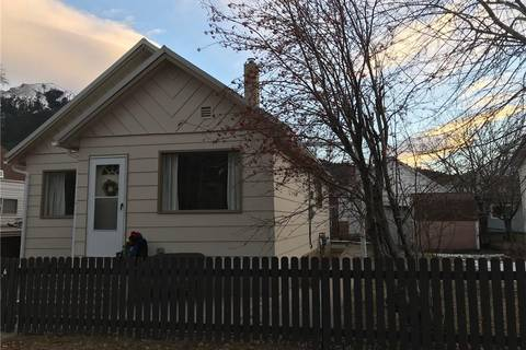 House for sale at 13226 19 Ave Blairmore Alberta - MLS: LD0173167