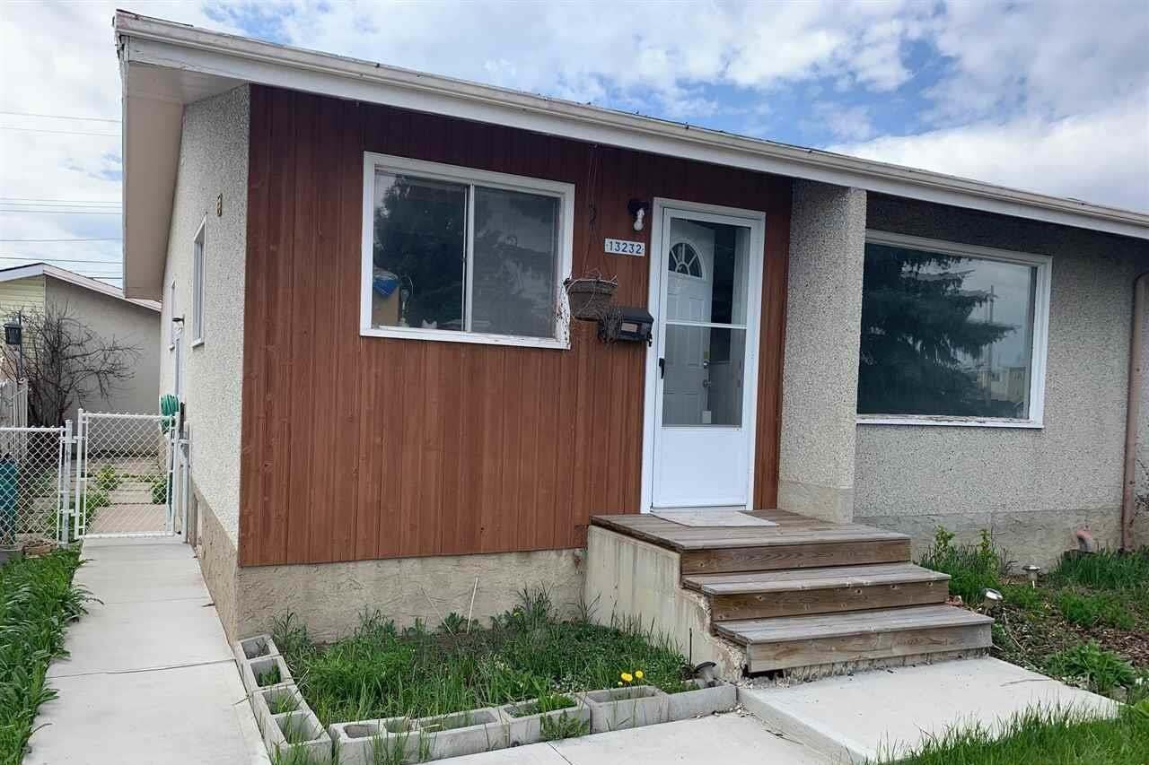 Townhouse for sale at 13232 91 St NW Edmonton Alberta - MLS: E4198425