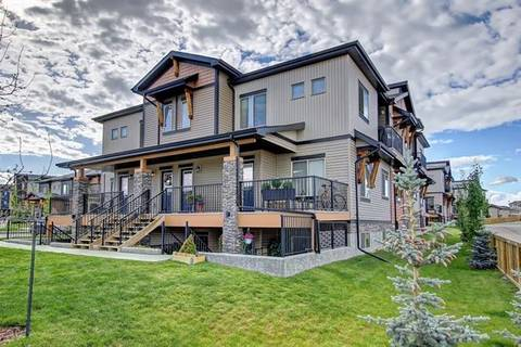 Townhouse for sale at 2461 Baysprings Li Southwest Unit 1324 Airdrie Alberta - MLS: C4255706