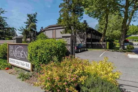 Townhouse for sale at 34909 Old Yale Rd Unit 1324 Abbotsford British Columbia - MLS: R2365108