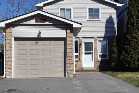Home for sale at 1324 Astra Ct Oshawa Ontario - MLS: E4728707