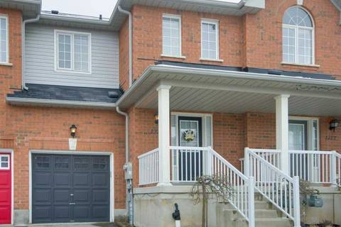 Townhouse for rent at 1324 Cartmer Wy Milton Ontario - MLS: W4415803