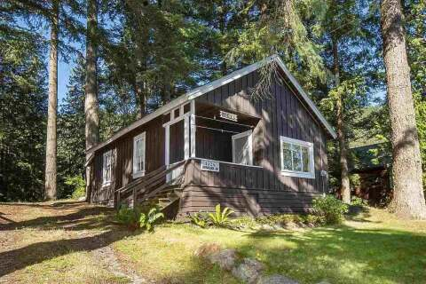 House for sale at 1324 Catalina Rd Bowen Island British Columbia - MLS: R2506061