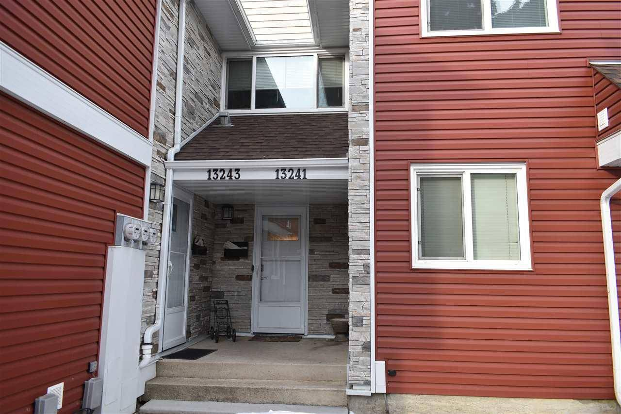 Townhouse for sale at 13241 47 St Nw Edmonton Alberta - MLS: E4191398