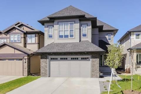 House for sale at 1325 Ainslie Wd Sw Edmonton Alberta - MLS: E4145010