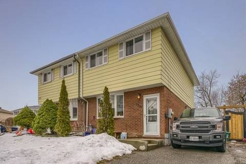 Townhouse for sale at 1325 Lakefield Ct Oshawa Ontario - MLS: E4651414