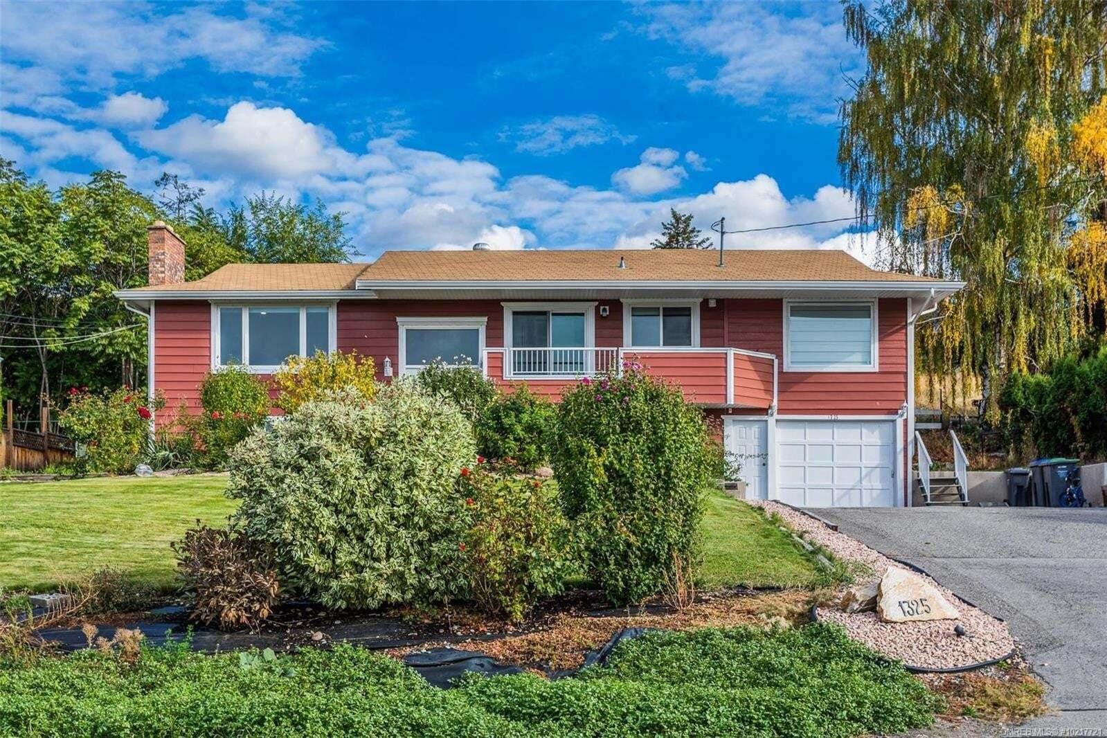 House for sale at 1325 Morrison Rd Kelowna British Columbia - MLS: 10217721
