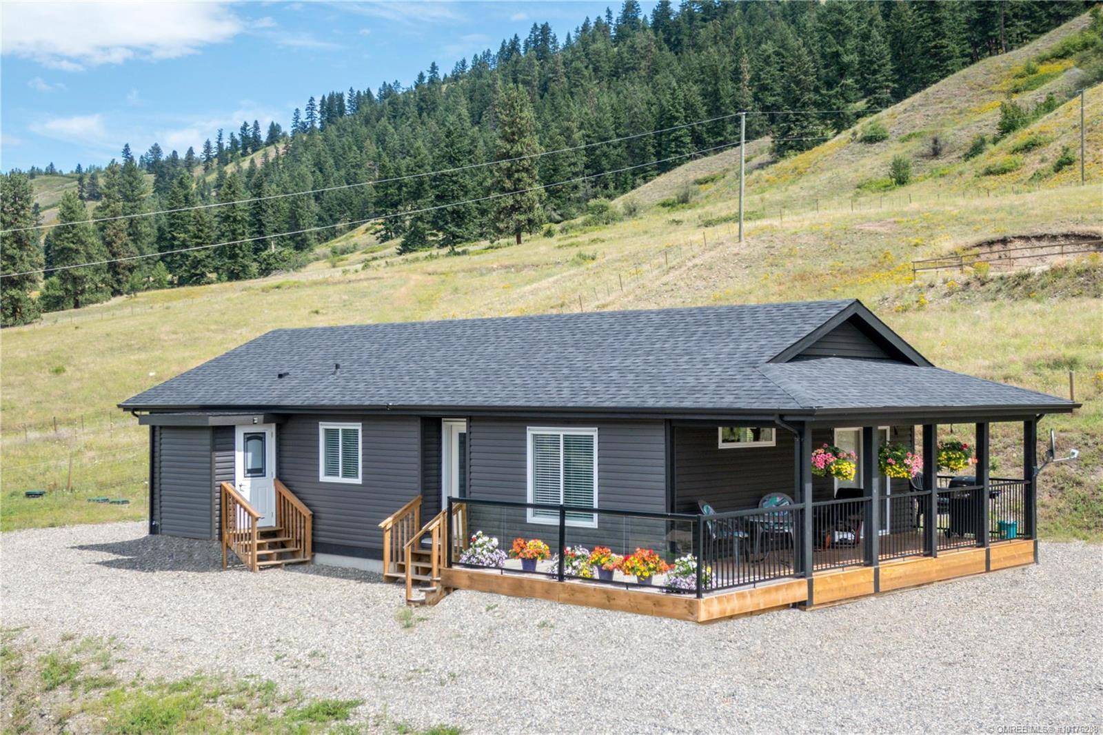 House for sale at 1325 Round Lake Rd Armstrong British Columbia - MLS: 10176288