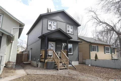House for sale at 1326 D Ave N Saskatoon Saskatchewan - MLS: SK805823