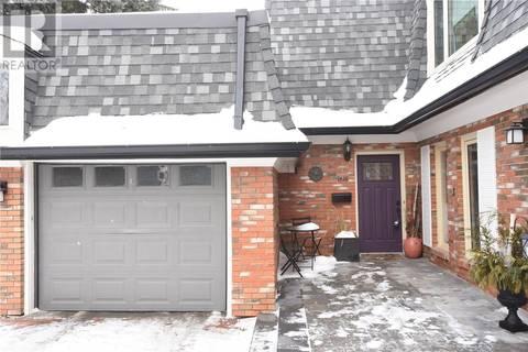 Townhouse for sale at 1326 Gryphons Wk Regina Saskatchewan - MLS: SK799017
