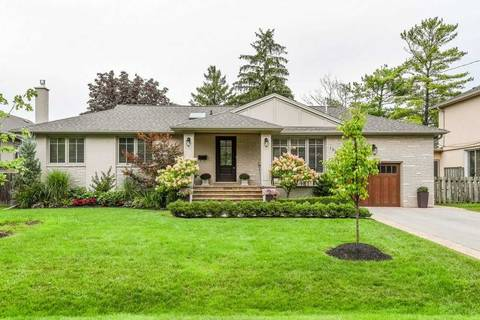 House for sale at 1326 Stanbury Rd Oakville Ontario - MLS: W4578972