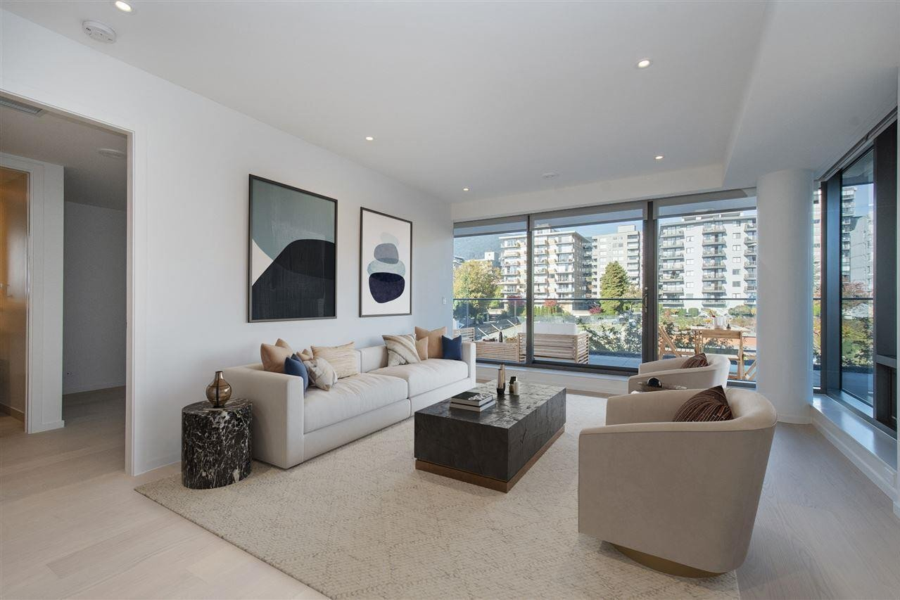 Condo for sale at 1327 Bellevue Ave West Vancouver British Columbia - MLS: R2514891