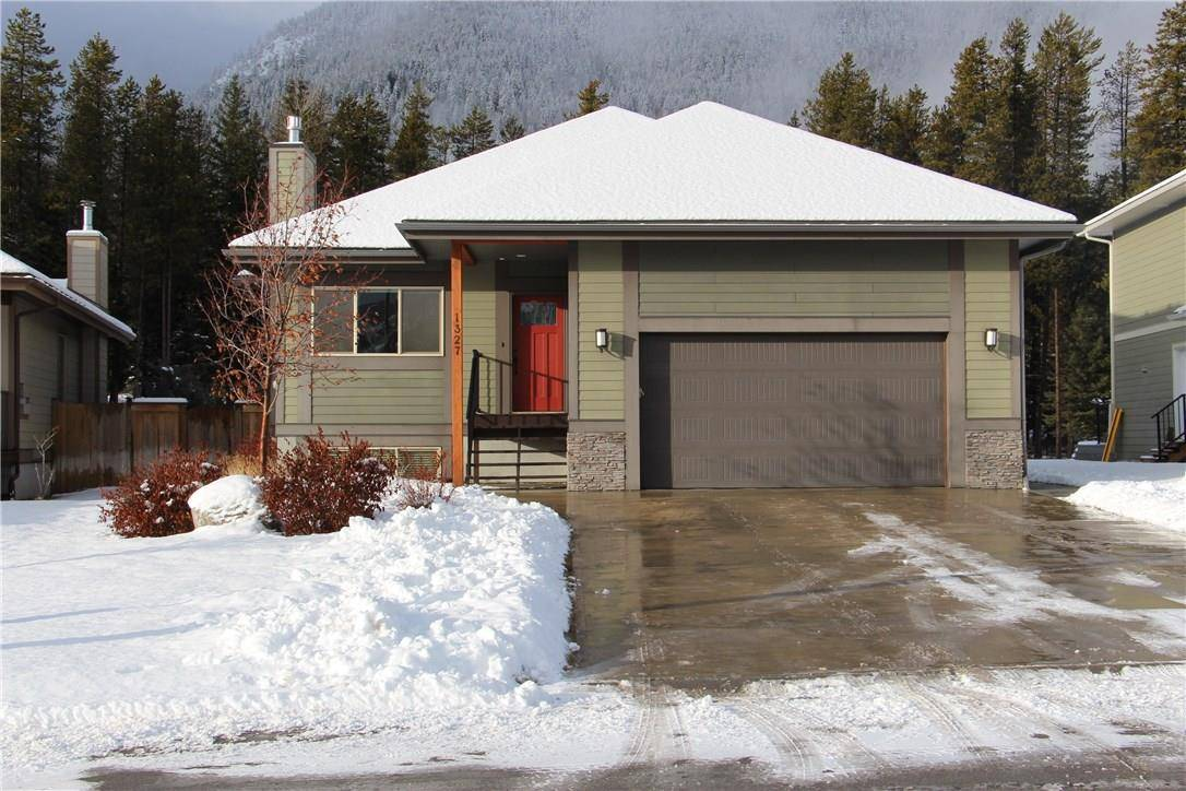 House for sale at 1327 Cherrywood Boulevard Blvd Sparwood British Columbia - MLS: 2442443