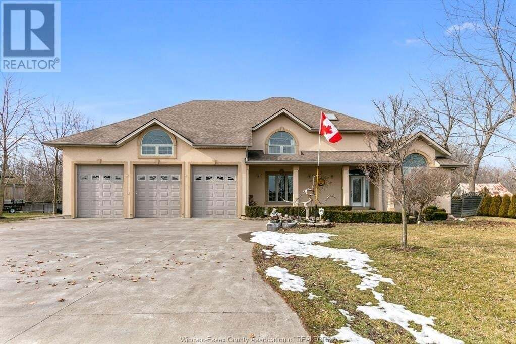 House for sale at 1327 County Rd 27  Lakeshore Ontario - MLS: 20006230